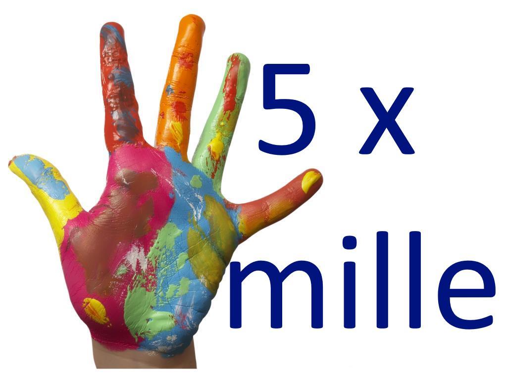 5 per mille 2016 è partita la campagna delle iscrizioni online